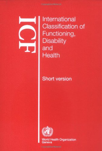 International Classification of Functioning, Disability...