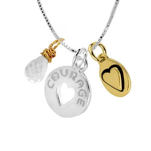 courage necklace findgift