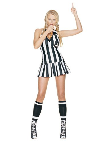 Legs Avenue Womens Referee Costume