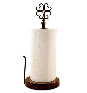 Amazon.com - Rustic Tejas Countertop Paper Towel Holder by Pomeroy -