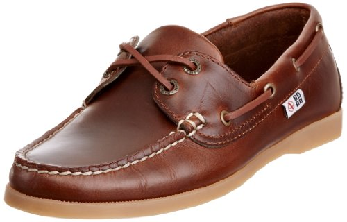 Aigle Men's America 2 Tan Boat Shoe 4235R 6.5 UK, 40 EU