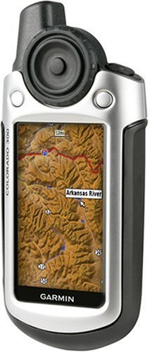 Garmin Colorado 300 Bilingual Handheld GPS Unit with North American Maps