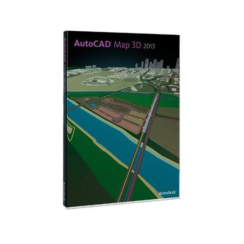 Autodesk AutoCAD Map 3D 2013