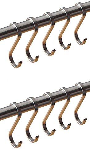 myzenstore-x10-powerful-s-shape-stainless-steel-clothes-door-hook-kitchen-hanger-clasp
