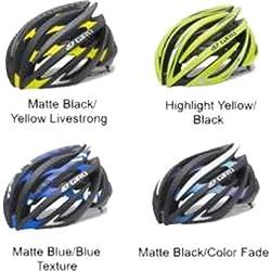 Giro GH02001 Mens Aeon Road Bike Helmet, Wht Slvr - M by Giro