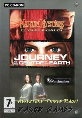Adventure Games Collection  (PC)