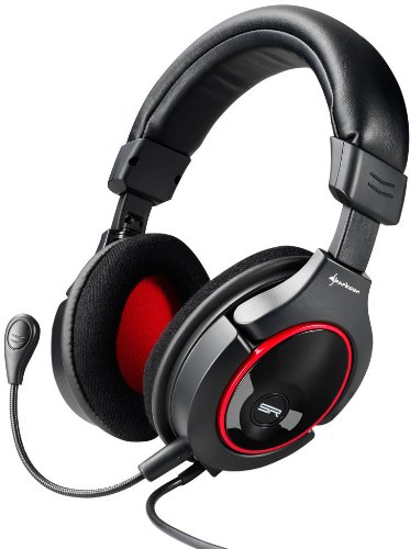 Sharkoon X-Tatic SR Surrond Headset für PC/PS3/Xbox 360