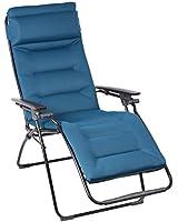 Lafuma LFM2413-6893 Futura Air Comfort Fauteuil Relax Bleu Corail 83 x 71 x 113 cm