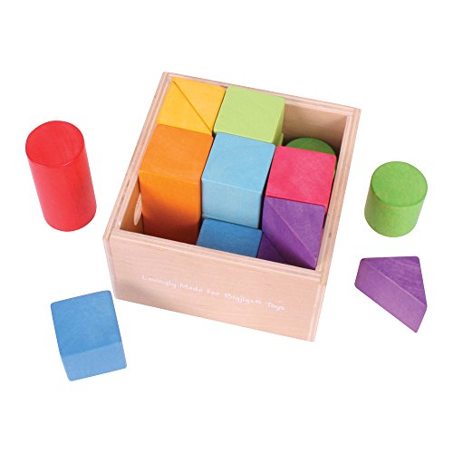 Bigjigs Baby First Building Blocks - 1