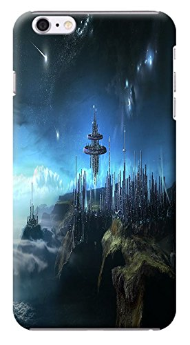 Fantastic Faye The Special Wallpaper Design With Science Fiction World Cell Phone Cases For Iphone 6
