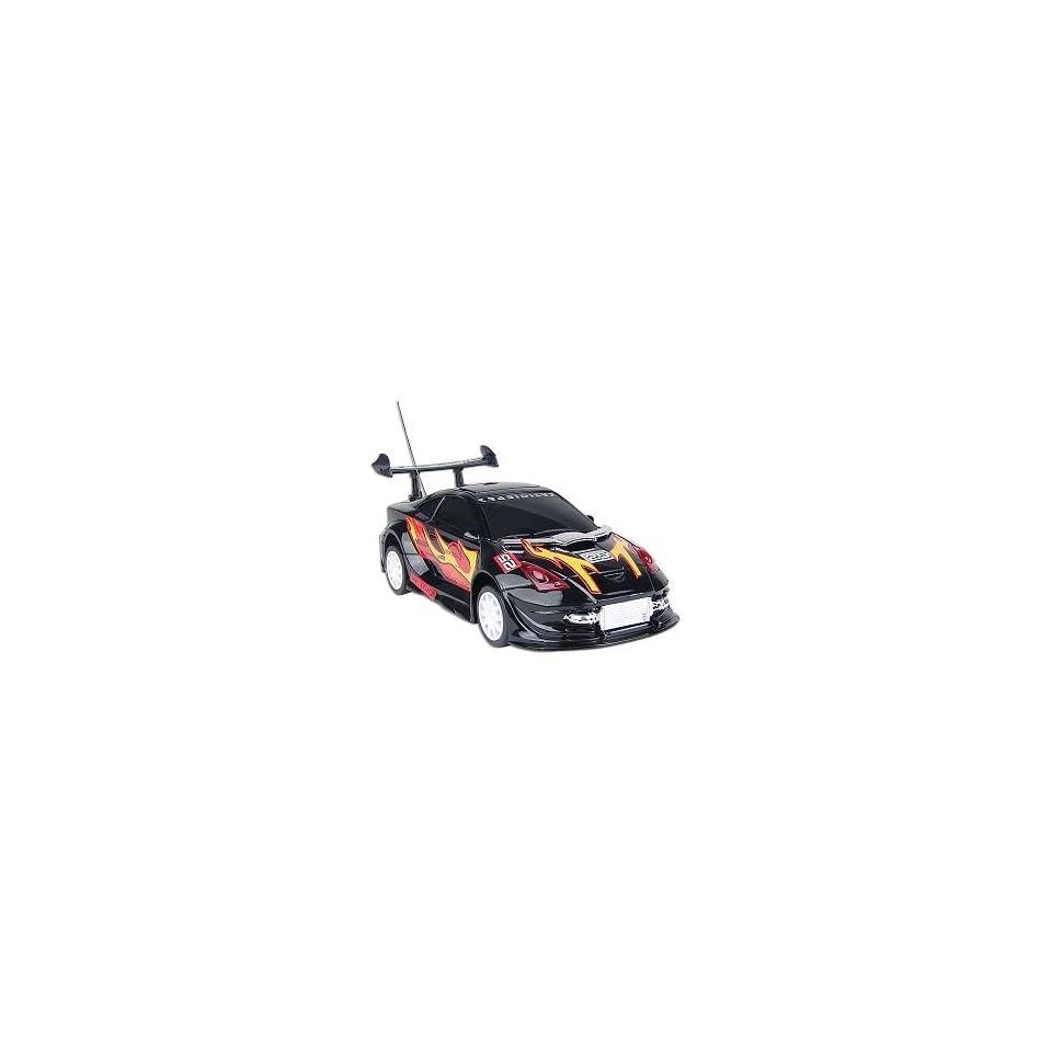 Saker 124 Scale 40MHz Remote Control Car (Black) Toys & Games