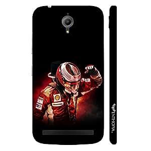 Asus Zenfone Go Formula 1 Racer designer mobile hard shell case by Enthopia