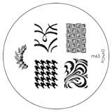 Konad Nail Art Image Plate M63 [Misc.]