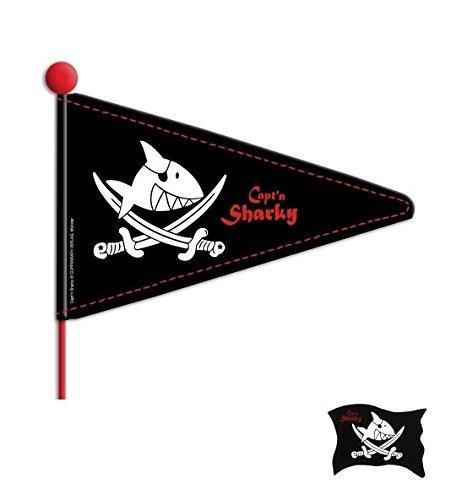 bicicletta-da-bambino-sicurezza-gagliardetto-bandiera-di-sicurezza-captn-sharky-01300504