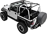 Smittybilt SRC Roll Bar Cage for Jeep JK 2 Door Wrangler