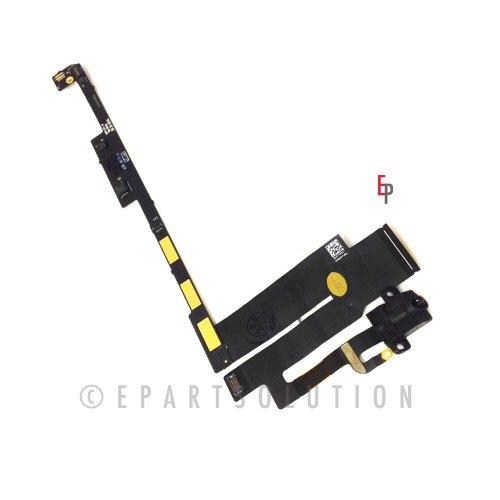 Epartsolution-Ipad 2 Headphone Jack Black 2012 Ver. Audio Flex Cable Ipad2 Usa Seller