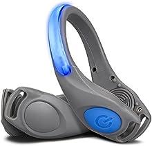 Shoe luces, topist noche Running Gear Shoe Lights- intermitente LED reflectante Gear para corredores, de deporte, Ciclistas, niños y mascotas (un par)