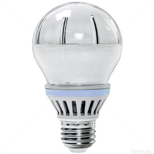 Commercial Led Advanced Light A19 Rca19B4, Cool White 4000K, 800 Lumens Dimmable