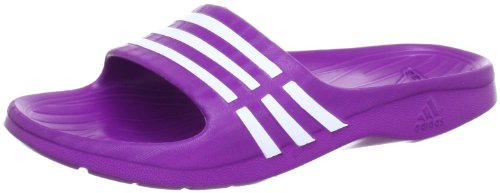 adidas Duramo Sleek W G62576 Damen Dusch- Badeschuhe Violett ULTRA PURPLE S12 WHITE ULTRA PURPLE S12 EU 36 2 3 UK 4