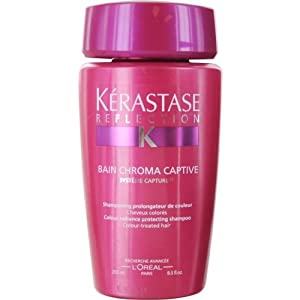 Kerastase reflection bain chroma captive for Kerastase reflections bain miroir shampoo