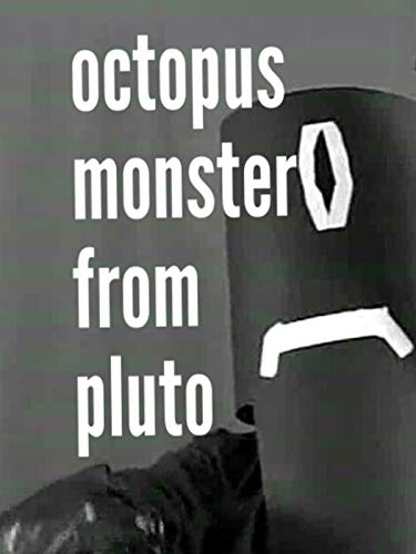 Octopus Monster from Pluto