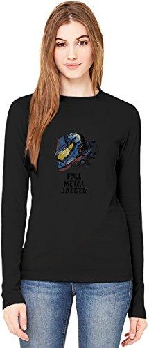 full-metal-jaeger-t-shirt-da-donna-a-maniche-lunghe-long-sleeve-t-shirt-for-women-100-premium-cotton