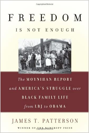 Freedom Is Not Enough : the Moynihan Report and America's Struggle Over Black Family Life : From LBJ to Obama