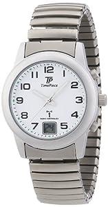 Time Piece Damen-Armbanduhr Funk Zugband Quarz TPLA-10231-12M