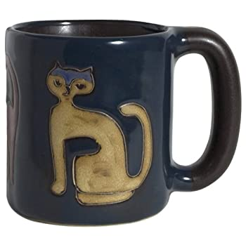 Blue Cat Mara Mug