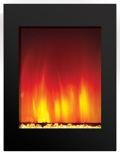 Amantii Zero Clearance Series Built-In Electric Fireplace, 25-Inch