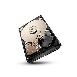 Seagate SV35 2TB 7200RPM SATA 6-Gb/s NCQ 64MB Cache 3.5-Inch Internal Bare Drive for Video Surveillance ST2000VX000