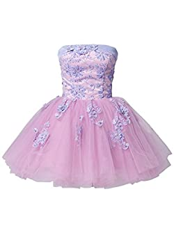 Short Polyester/Tulle Evening Dress/Homecoming Dress/Prom Dress/Party Dress