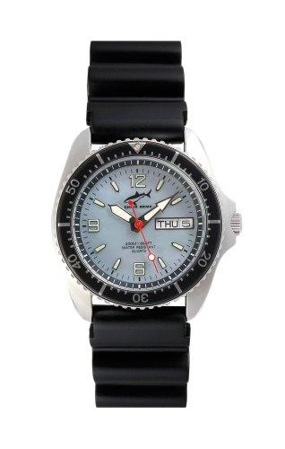 Chris Benz One Medium CBM-H-SW-KB Reloj unisex Reloj de Buceo