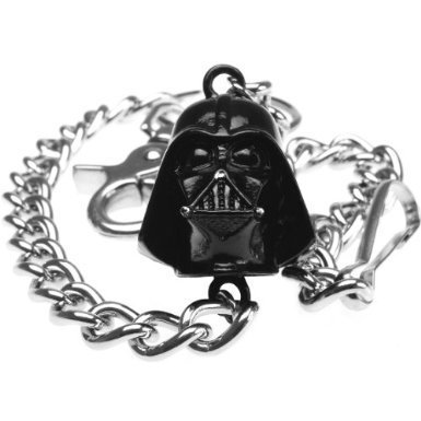 Star Wars Darth Vader Head Wallet Chain