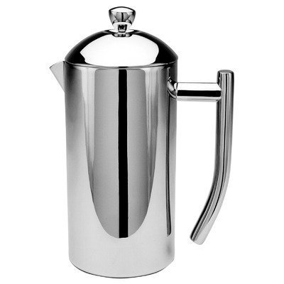 Frieling Polished Stainless French Press, 23-Ounce (44-Ounce)