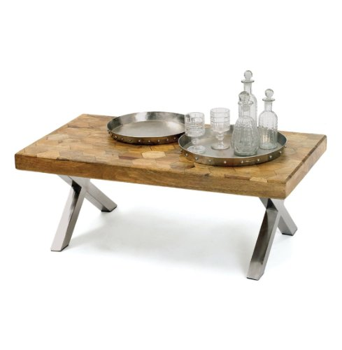 Buy Low Price Halle Square Coffee Table (13-005)