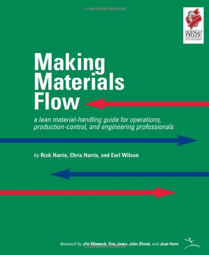 Making Materials Flow: A Lean Material-Handling 