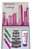 Sex In The City - Lust 3.4Oz Edp 6Pc Feelings Set For Woman