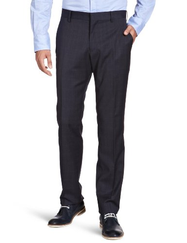 Matinique Men's D46357002 Les Trousers Blue (209 Midnight Blue) 56
