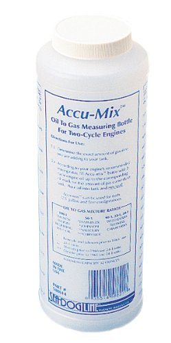 Sea Dog 588614  Accu-Mix Oil to Gas Measuring Bottle (Quart Oil Bottle compare prices)