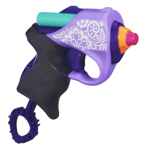 Nerf Rebelle Pretty Paisley Mini Blaster - 1