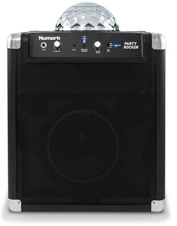 Numark Party Rocker Wireless Speaker System W/ Light Show - (New)