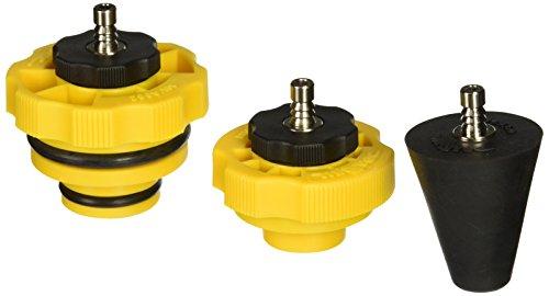Mityvac MITMVA670 Power Steering Air Bleed Adapter Kit (Power Steering Pump Hose Adapter compare prices)