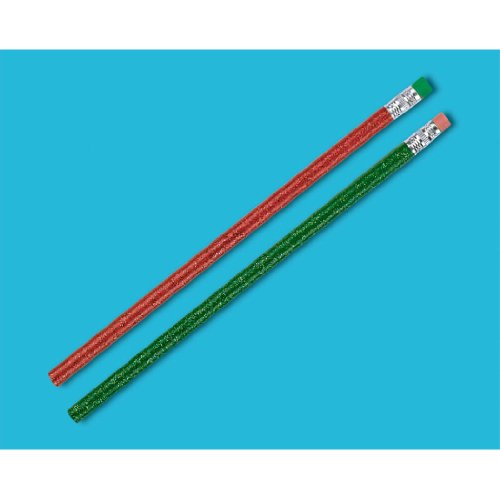 Merry Christas Pencils (Set of 10) - 1