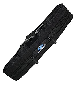 FinBurst Running Belt - Fits EVERY iPhone and Cell Phone - The Best Waist Pack for Athletes Around the World