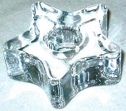 AzureGreen CH117 Glass Star Chime Holder