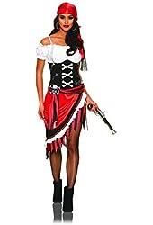 Sexy Pirate Wench Halloween Costume - Pirate Vixen