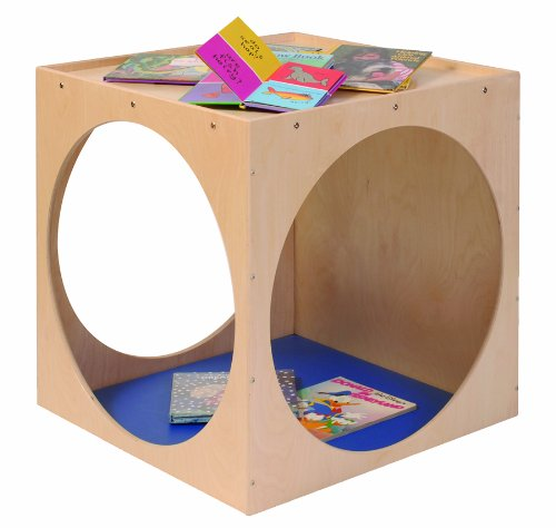 Steffy Wood Products Play Cube and Reading Nook - 1