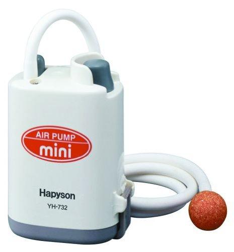 ハピソン(Hapyson) 乾電池式エアーポンプ ミニ YH-732P