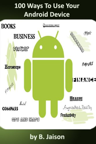 100 Ways To Use Your Android Device (Learning a new skill every day)